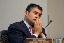 News Commentary | Foes Hit Das Williams on Cannabis Campaign Cash