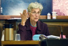 County Planning Commissioner Cecilia Brown Steps Down