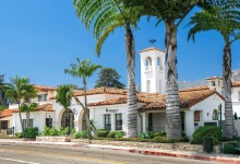 Montecito's Old Firehouse Sold