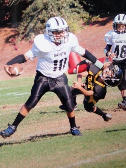 The Modern High School Quarterback - The Santa Barbara