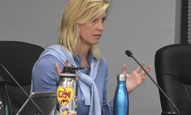 News Commentary   Laura Capps to Challenge Das Williams