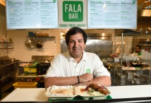 Fala Bar's Filling, Fair-Priced Fare