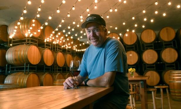 Wine & Fire Honoring Legendary Vintner Bruce McGuire