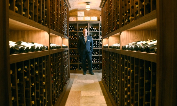 Rebuilding San Ysidro Ranch's Epic Wine Cellar