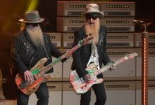 ZZ Top Play the Arlington