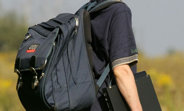 The Bullet-Proof Backpack