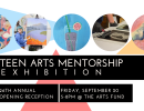 The 26th Annual Teen Arts Mentorship Exhibition: TAME
