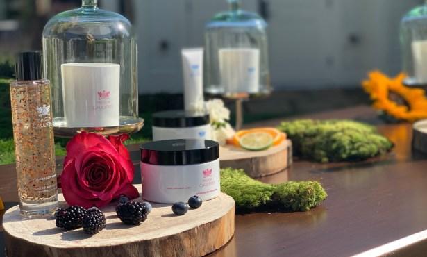 Miramar Hosts Maison Caulières Farm to Skincare Reception