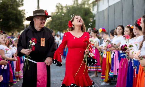 Fiesta Pequeña Is a Magical Evening