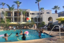 Family Getaway to Palm Springs