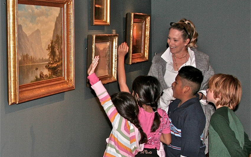 SBMA Recruits Docents