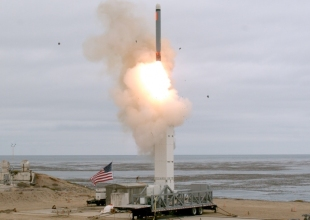 Pentagon Test-Fires Previously Banned Missile from San Nicolas Island