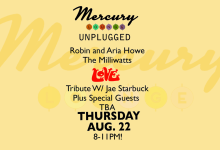 Unplugged at The Mercury