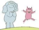 Elephant and Piggie Celebration