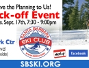 S.B. Ski & Sports Club 2020 Kick-Off Event