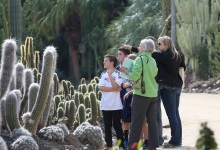 Lotusland Looking for Docents