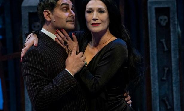 'The Addams Family' Is Dark, Delicious Fun