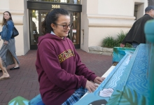 Artist Call for Pianos on State Street