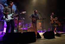 The Avett Brothers Light Up the Bowl