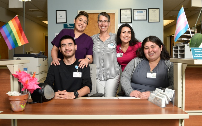 Transgender Health Care in Santa Barbara