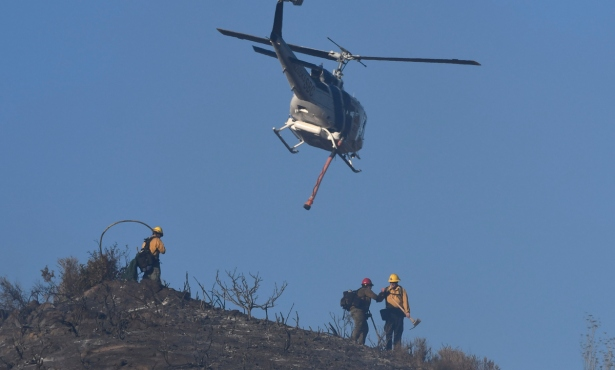 McMurray Fire Held at 200 Acres