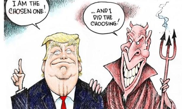 Trump is Becoming Increasingly Unhinged