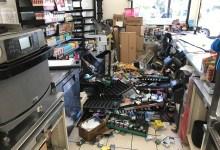 Man Arrested for Trashing Goleta 7-Eleven