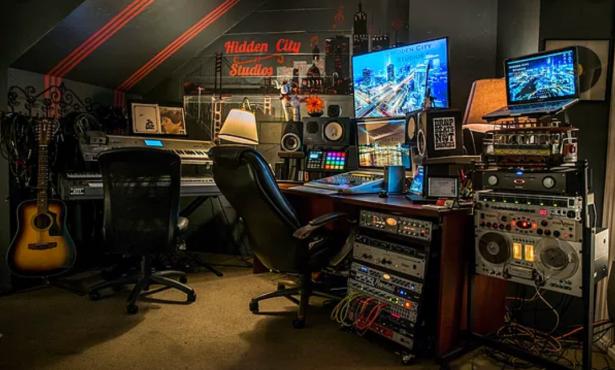 Hidden City Studios Turns Five