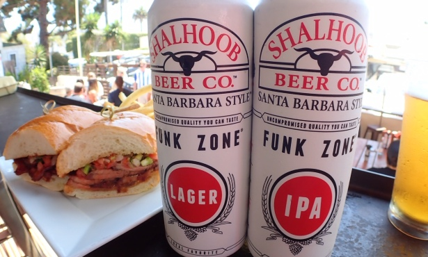 Shalhoob Beer Company's First Brews
