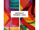 Abstract Trompe L'oeil