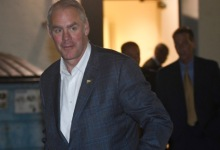 Ryan Zinke Visit Draws Environmental Protesters