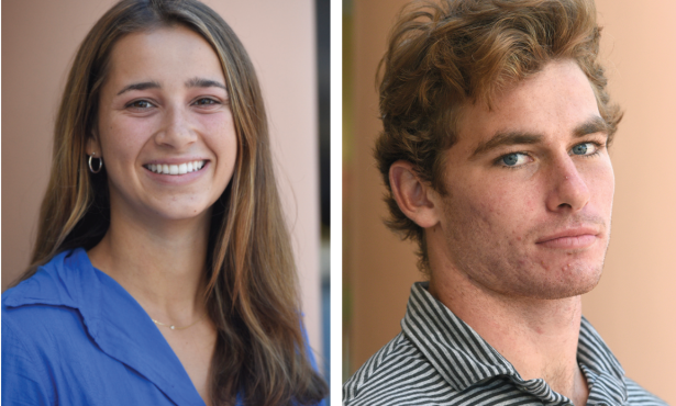 Athletes of the Week: Will Collins and Grace Matthews