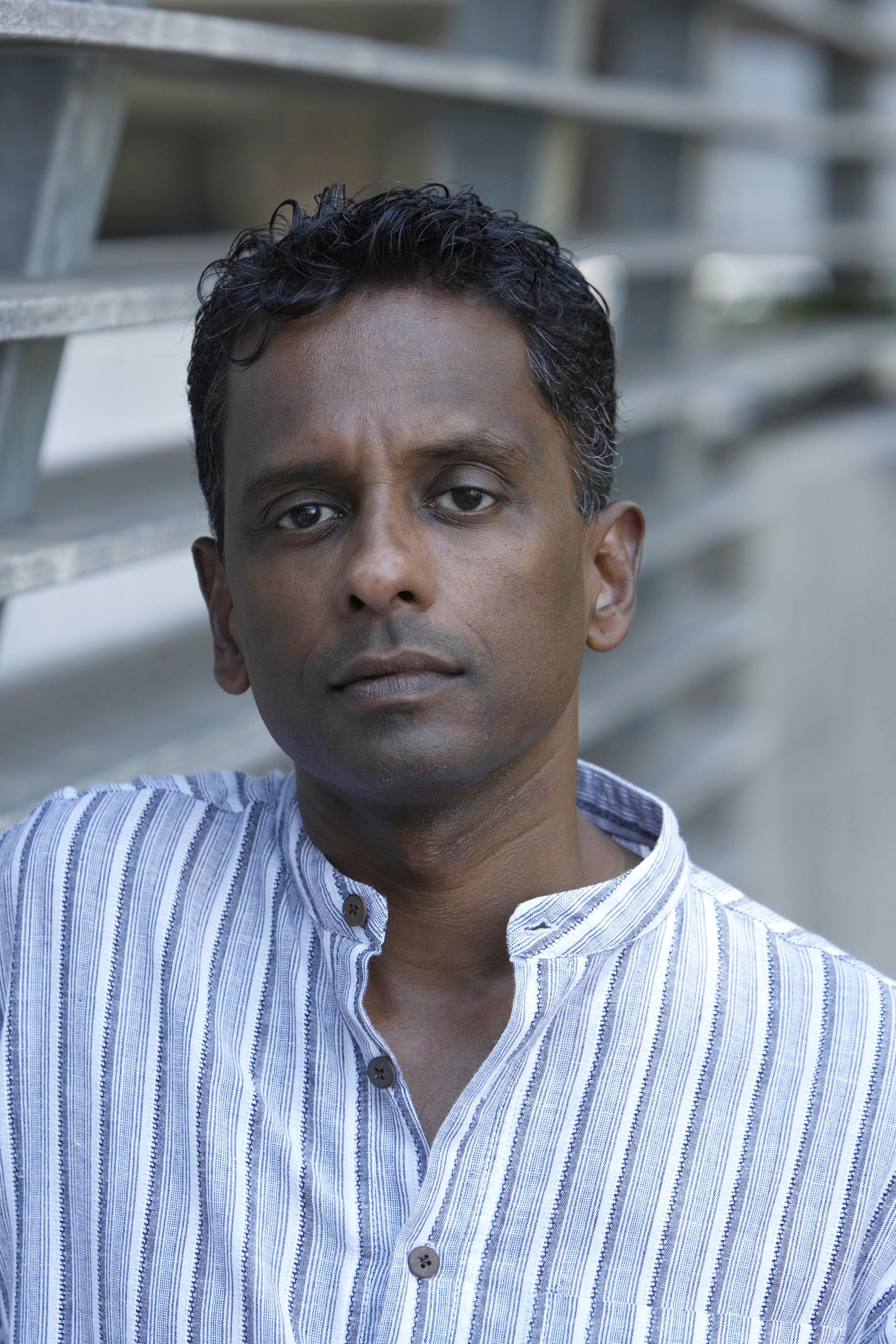 Writing Myself into the Diaspora Shyam Selvadurai - The Santa Barbara  Independent