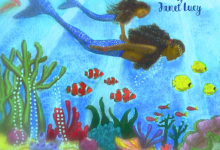 Kids' Book Helps Overcome Swimming Fears