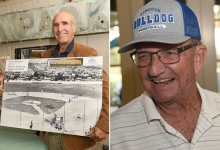 Baseball Memories of Laguna Park