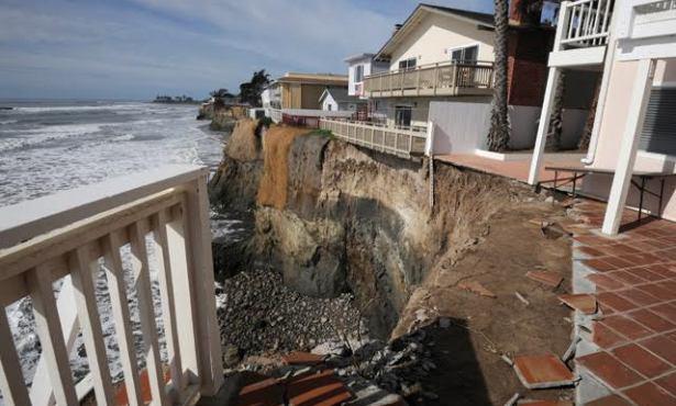 South Coast Shoreline Faces 'Drastic' Changes by 2050