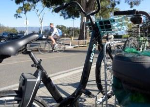 Santa Barbara Brings a Bike-Sharing  Program