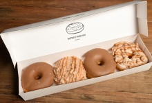 God's Country Provisions Does Doughnuts in the Santa Ynez Valley