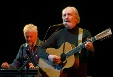 Michael Nesmith Gives Rough and Ready Show