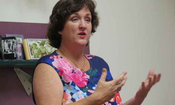 'Progressive Professor' Katie Porter Comes to Town