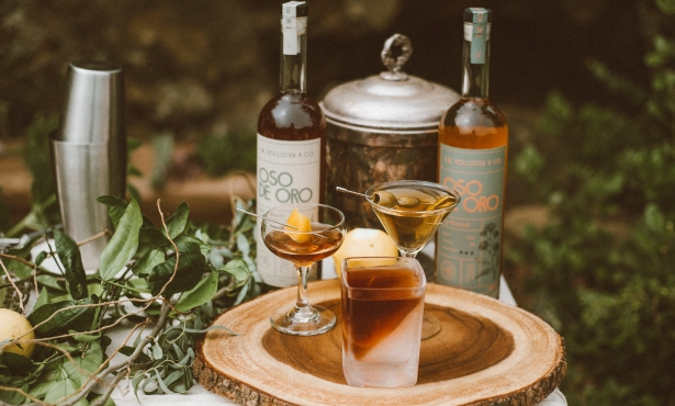 Fall Cocktails with T.W. Hollister Vermouth