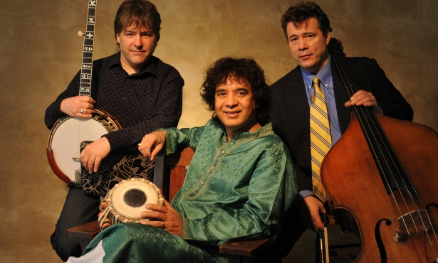 Review | Béla Fleck, Zakir Hussain, Edgar Meyer