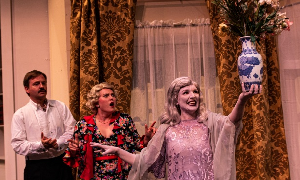Review | 'Blithe Spirit' Is Lively Fun