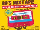 80's Mixtape: Best of the Eighties Dance Party