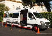 Red Cross Gets a New Ride