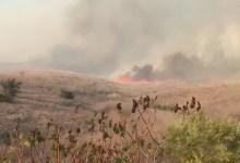 Fire Breaks Out at El Capitan
