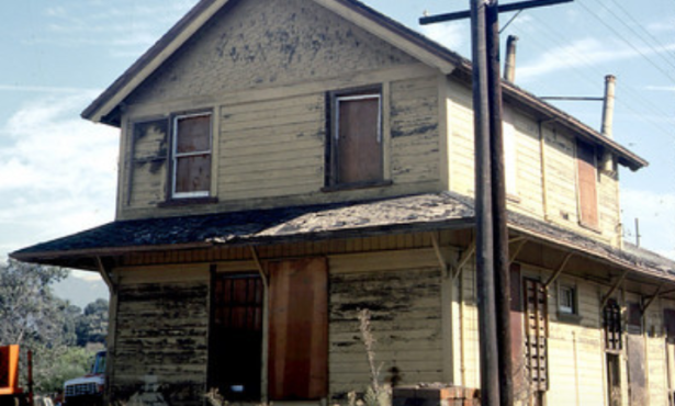 Paranormal Infestations at the Goleta Depot