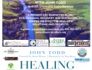 Healing Earth An Ecologist's Journey of Innovation & Environmental Stewardship with Author & Ecologist John Todd Lecture/Workshop