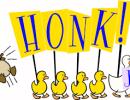 'Honk Jr.'