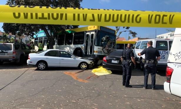 Pedestrian Killed by Santa Barbara City Bus